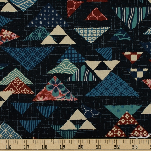 Japanese Import, Trying Triangles Ocean