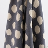 Japanese Import, Twill, Imperfect Dots Grey