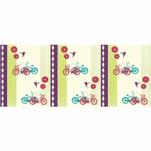 Jay-Cyn Designs for Birch Fabrics Organic Avalon Happy Cruisers Natural