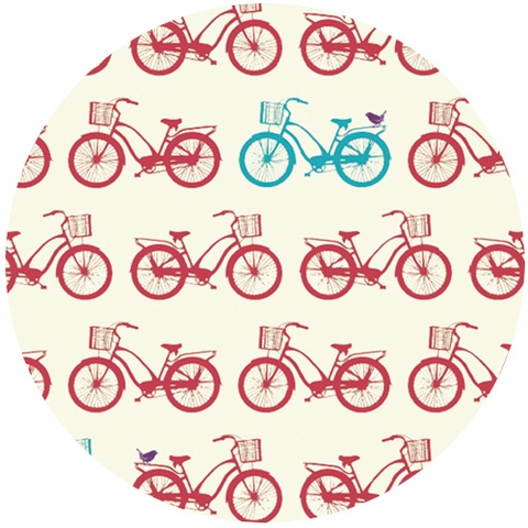 Jay-Cyn Designs for Birch Fabrics Organic Avalon Her Cruiser