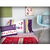 Jay-Cyn Designs for Birch Fabrics Organic Avalon Take Flight Grape