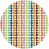 Jay-Cyn Designs for Birch Fabrics, Serengeti, CANVAS, Pebble Stripe Multi