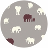 Jay-Cyn Designs for Birch Fabrics, Serengeti, The Herd Shroom
