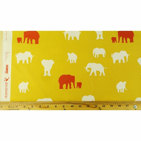 Jay-Cyn Designs for Birch Fabrics, Serengeti, The Herd Sun