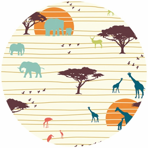 Jay-Cyn Designs for Birch Fabrics, Serengeti, The Plains