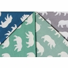 Jay-Cyn Designs for Birch Organic Fabrics, Bear Camp, Bear Hike Blue
