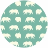 Jay-Cyn Designs for Birch Organic Fabrics, Bear Camp, KNIT, Bear Hike Pool