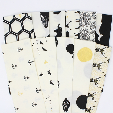 Jay-Cyn Designs for Birch Organic Fabrics, Inkwell 10 Total