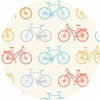 Jay Cyn Designs for Birch Organic Fabrics, Just For Fun, Bike It