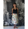 Jay Cyn Designs for Birch Organic Fabrics, Just For Fun, KNIT, Camper Multi