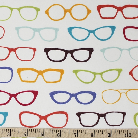 Jay-Cyn Designs for Birch Organic Fabrics, Summer '62, Glasses