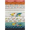 Jay-Cyn Designs for Birch Organic Fabrics, Trans-Pacific in FAT QUARTERS 13 Total (PRECUT)