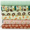 Jeannie Phan for Paintbrush Studio, Food Trucks in FAT QUARTERS 6 Total(PRECUT)