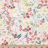 Jen Allyson for Riley Blake, Flower Market, Wallpaper Cream