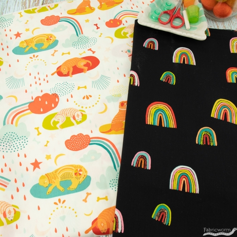Jessica Swift for Art Gallery, Oh Woof Bundle 8 Total