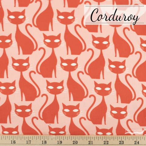 Kate Rhees for Cloud 9, A Walk Remembered Baby Corduroy, Orange Tabby Cat