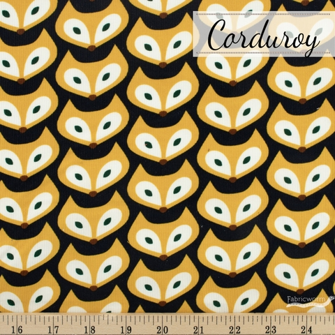 Kate Rhees for Cloud 9, A Walk Remembered Baby Corduroy, Sly Fox