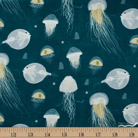 Katherine Quinn for Windham, Whale Tales, Jellyfish Ocean