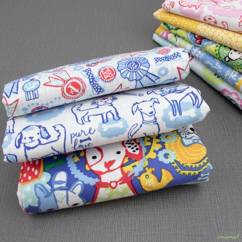 Kelli May-Krenz for Free Spirit, Woof & Wags, Collection Bundle 8 Total