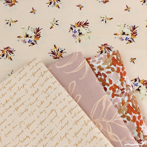 Kelly Ventura for Windham, Botany, Floral Notes Peach
