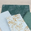 Kelly Ventura for Windham, Botany, Floral Notes Teal