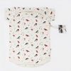 Kinder Birch, Organic Cotton Apparel, Love Birds Onesie