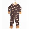 Kinder Birch, Organic Cotton Apparel, Mockingbird Grow With Me Pajama