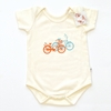 Kinder Birch, Organic Cotton Apparel, Ride Bodysuit