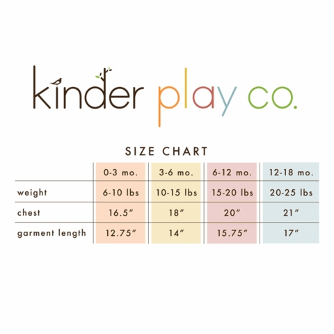 Kinder Birch, Organic Cotton Apparel, Solid Cream Bodysuit