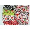 Kristen Balouch for Birch Organic Fabrics, Folkland, Folk Friends