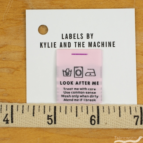 Kylie and the Machine, Woven Labels, Look After Me