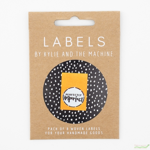 Kylie and the Machine, Woven Labels, Perfectly Imperfect