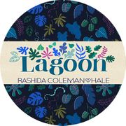 Lagoon by Rashida Coleman-Hale for Cotton and Steel