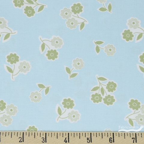 Lella Boutique for Moda, Garden Variety, Handpicked Blue Sky