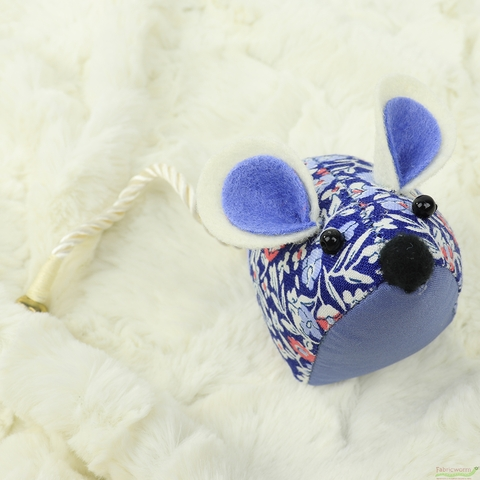 GIFTS Liberty London Accessories, Mouse Pincushion, Orchard Multi