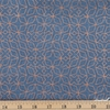 Libs Elliot for Andover, Almost Blue, Stitch Washed Metallic Fat Quarter