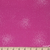 Libs Elliot for Andover, Greatest Hits Vol 1 Metallic, Spray Fuschia Fat Quarter