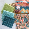 Lisa Whitebutton for 3 Wishes, Painted Soul Precut HALF YARDS 10 Total