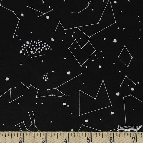 Lizzy House for Andover, Constellations, Black
