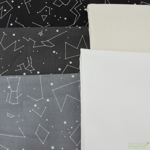 Lizzy House for Andover, Constellations, White