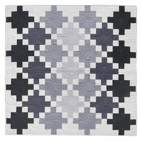 Lo & Behold Stitchery, Sewing Patterns, Celtic Crossing Quilt