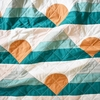 Lo & Behold Stitchery, Sewing Patterns, Mountain Horizon Quilt