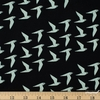 Loes van Oosten for Cotton and Steel, By The Seaside, Fly Along Black