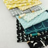 Loes van Oosten for Cotton and Steel, By The Seaside, Happy Fish Aqua