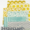 Loes van Oosten for Cotton and Steel, By The Seaside, Sunshine Yellow