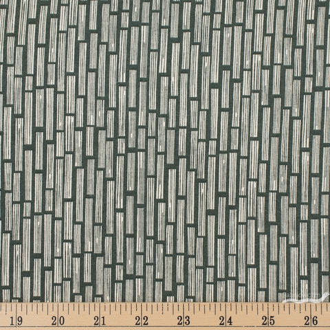 Loes Van Oosten for Cotton and Steel, In The Woods, Wood Grain Spruce Fat Quarter