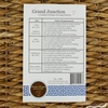 Lunden Designs, Sewing Pattern, Grand Junction Quilt