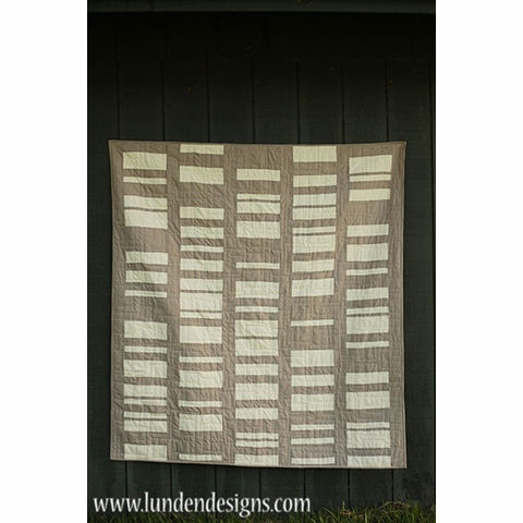 Lunden Designs, Sewing Pattern, Love Ladder Quilt