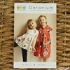 Made By Rae, Sewing Pattern, Geranium Dress (Baby/Toddler)