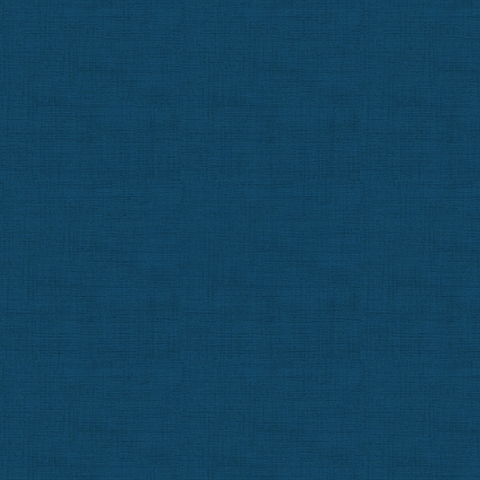 Makower UK, Linen Texture, Marine
